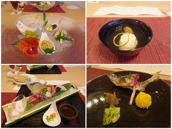 乃の風(夕食①)2015
