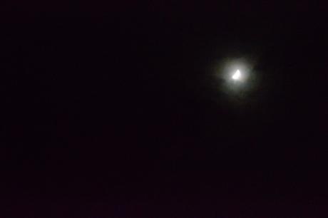 5怪しい月