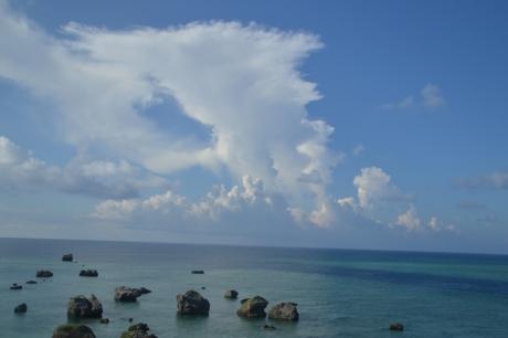 23はえー凄い雲