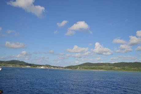 3山がある久米島