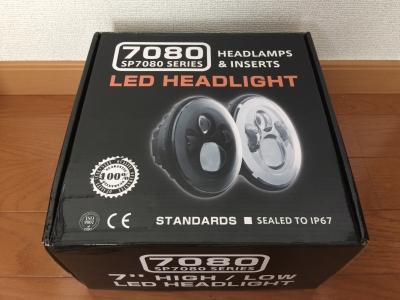 LEDヘッドライト1