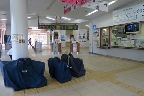 32河津駅