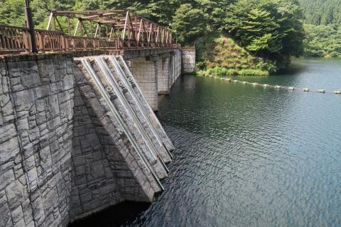 19坂本ダム