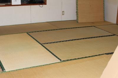 リビングの畳