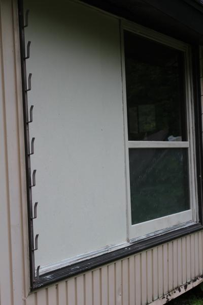 窓のサイズダウン