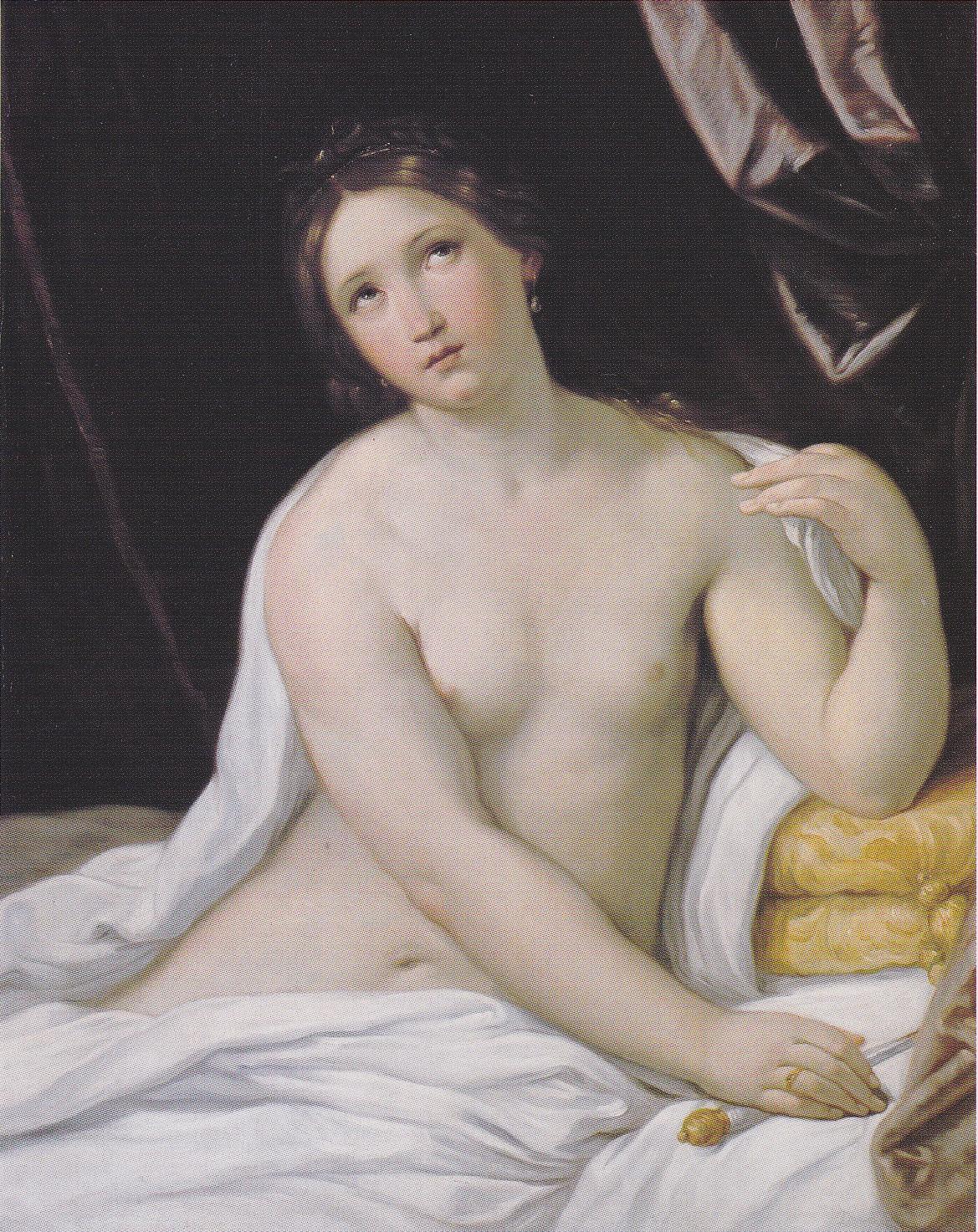 グイド・レーニ_ルクレティア_国立西洋美術館