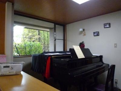 ピアノ室既存