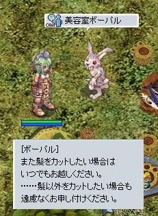 やっぱりあのウサギじゃないか!ww 断る!