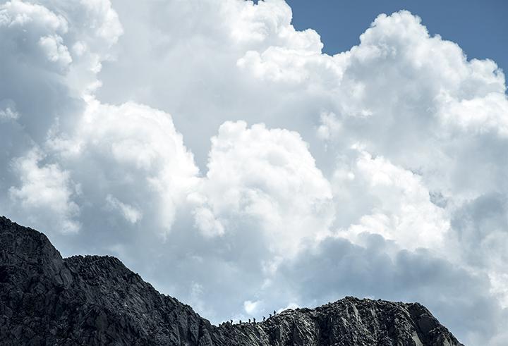 150802 稜線をゆく