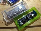 LEDとドライブ回路を組み込んだケース