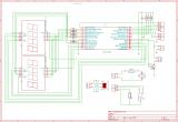 デジタルインベーダー回路図
