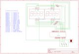 電卓ゲームArduino版配線図
