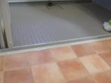 浴室段差解消①