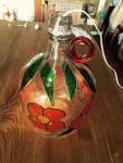 ガロン瓶ランプ
