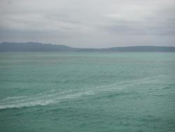 古宇利島の海