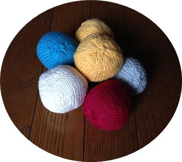 毛糸のボール