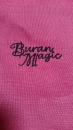 Buran Magicのロゴ刺繍データー