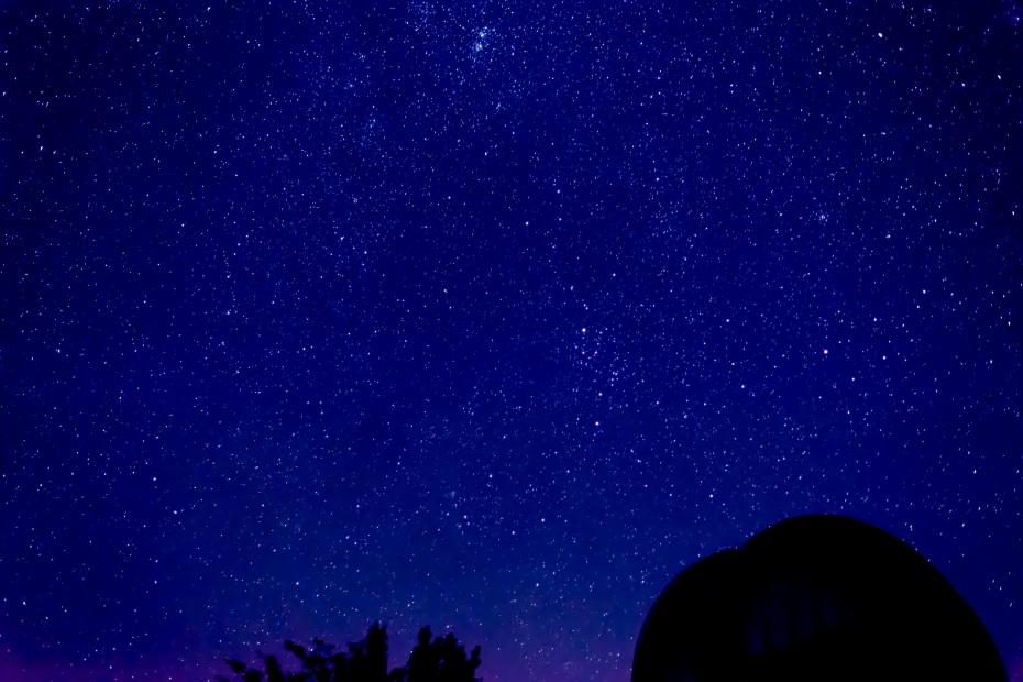 2015.08.16柳田植物園からの星景2