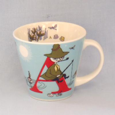 スナフキンマグカップ