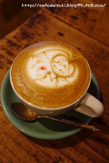 Cafe uwaito◇カフェラテ