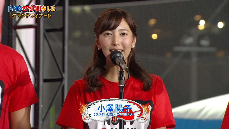 テレビ フジ 小澤 アナ