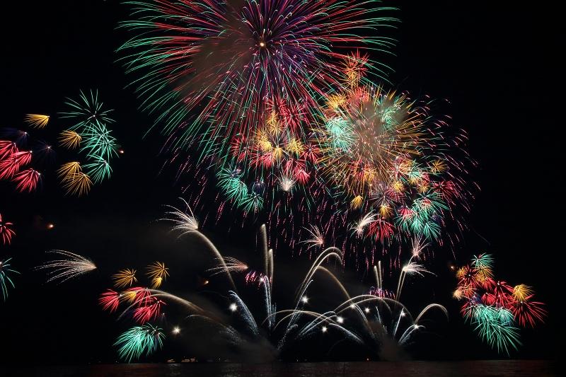 2015 彦根・北びわ湖大花火大会