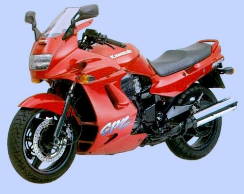 Kawasaki GPZ1100 95 1