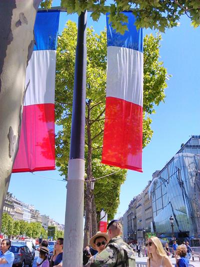 drapeu français