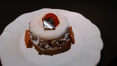 gâteau abricot