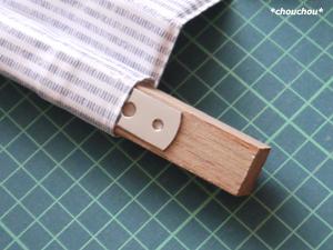 ストライプ 木材 両端