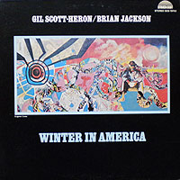 GilScott-Winter美品200