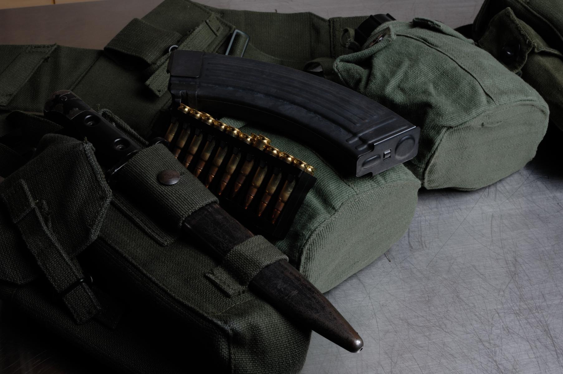 P58装備