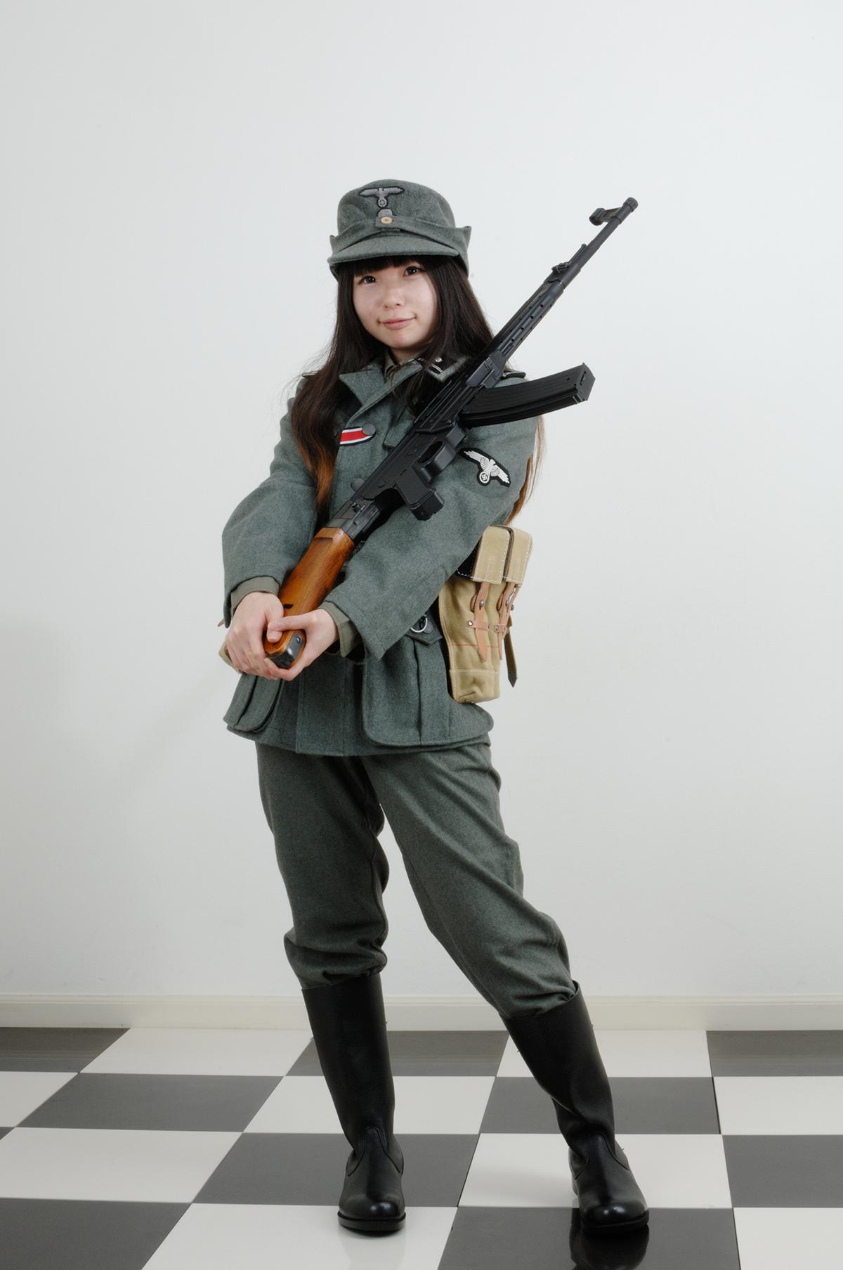 ドイツ軍M40型ウール軍服