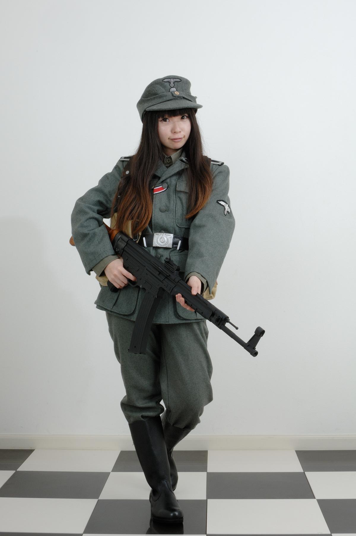 M40型ウール軍服/中国製オーダーメイド