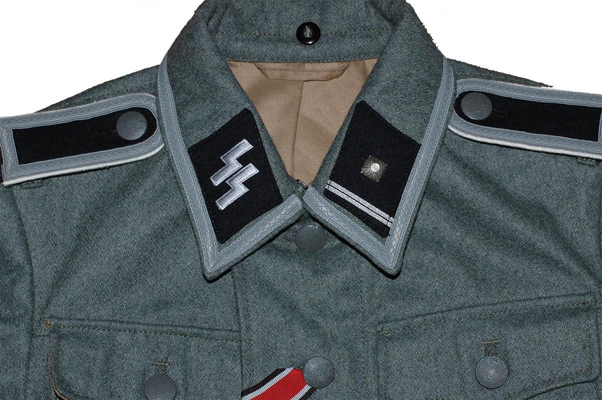SS Scharführer(SS軍曹) 襟章