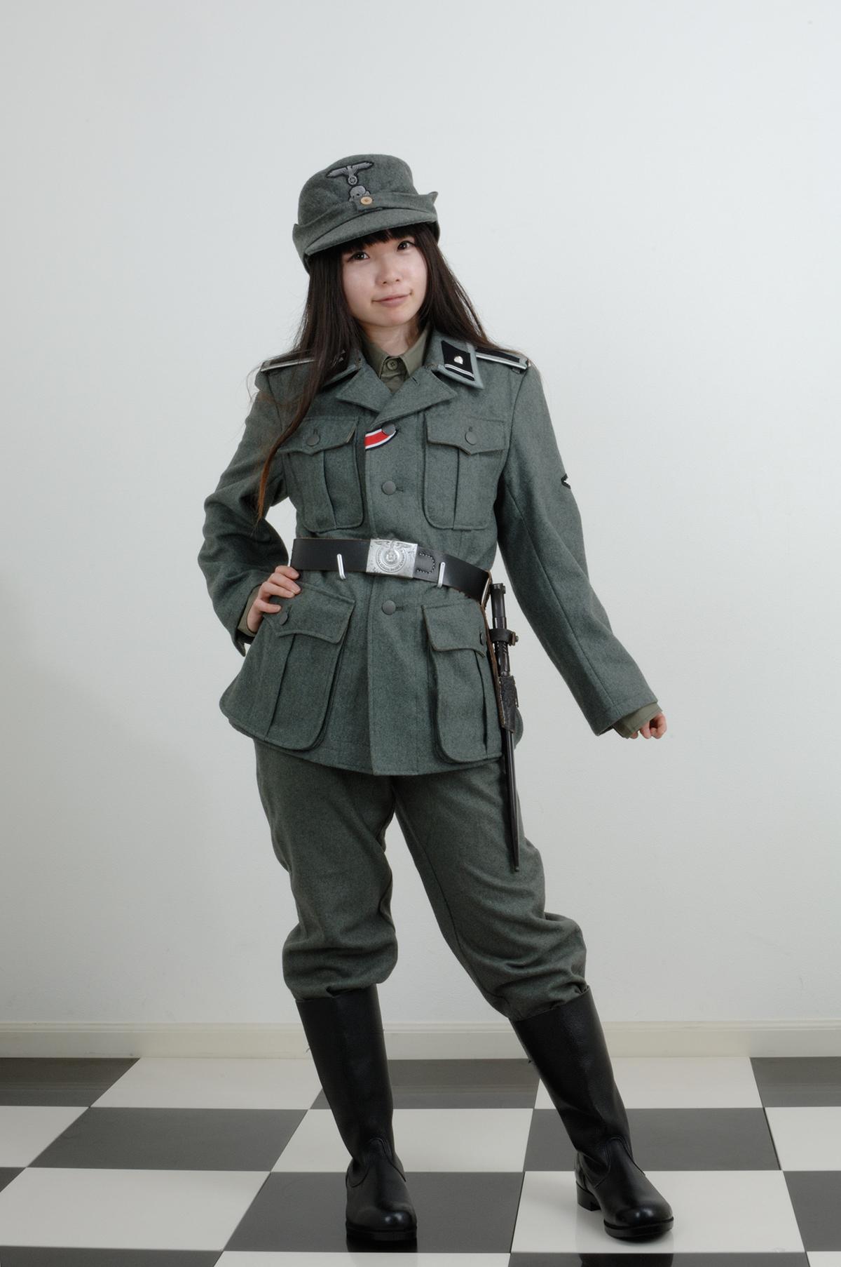 M40型ウール軍服/女性サイズ