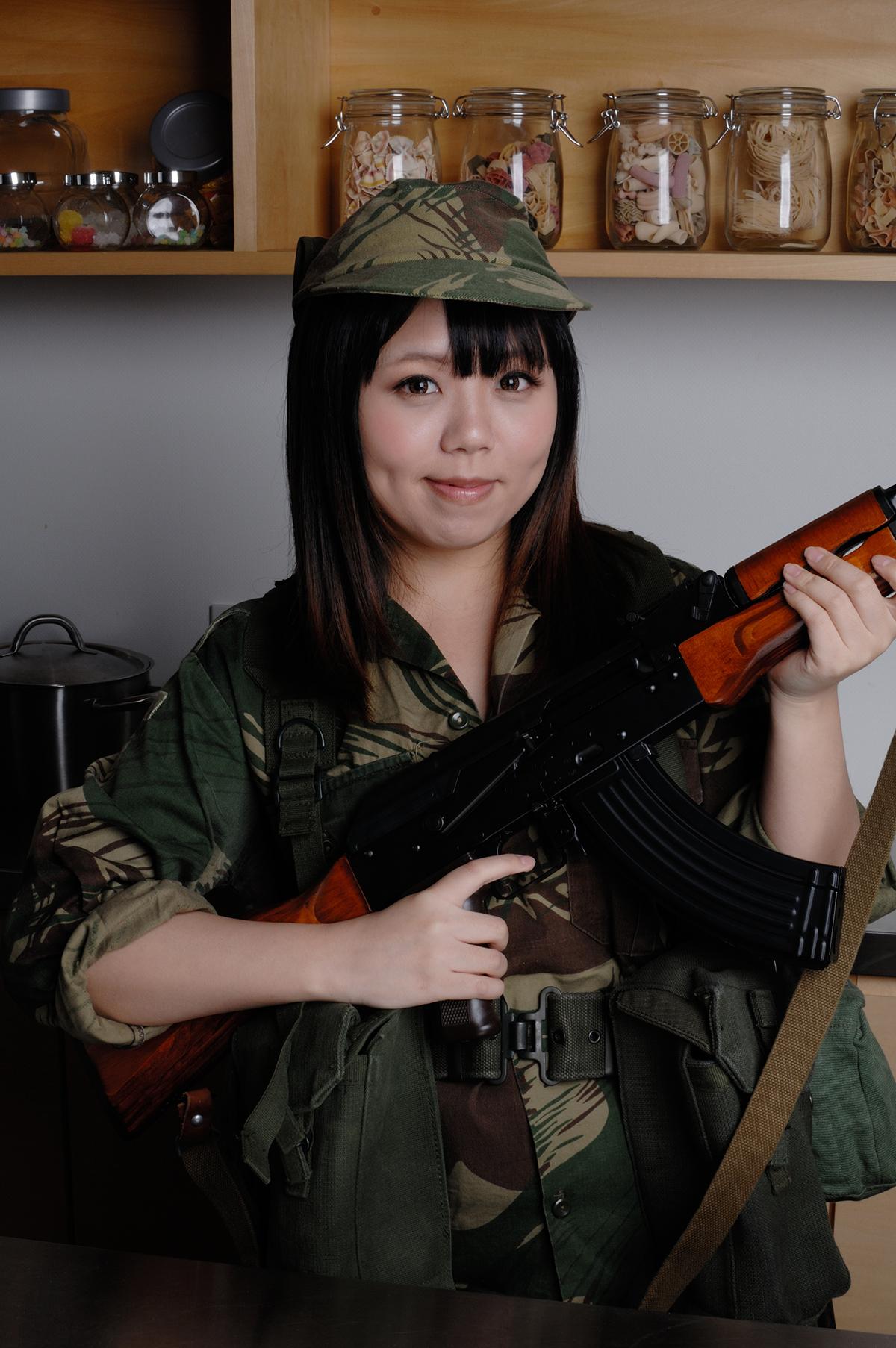 英軍P58装備代用