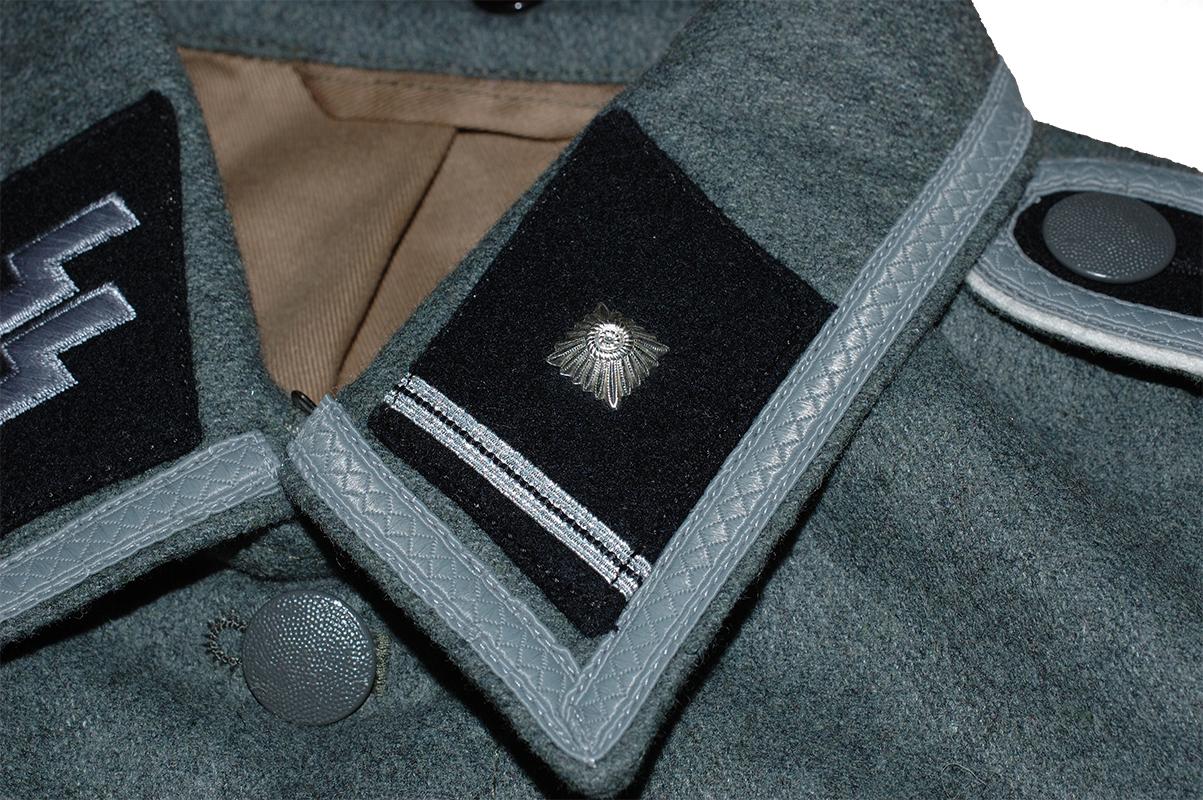 SS Scharführer 襟章
