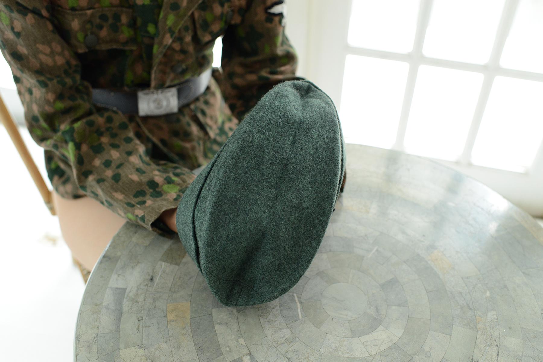SS 初期型略帽/天面形状