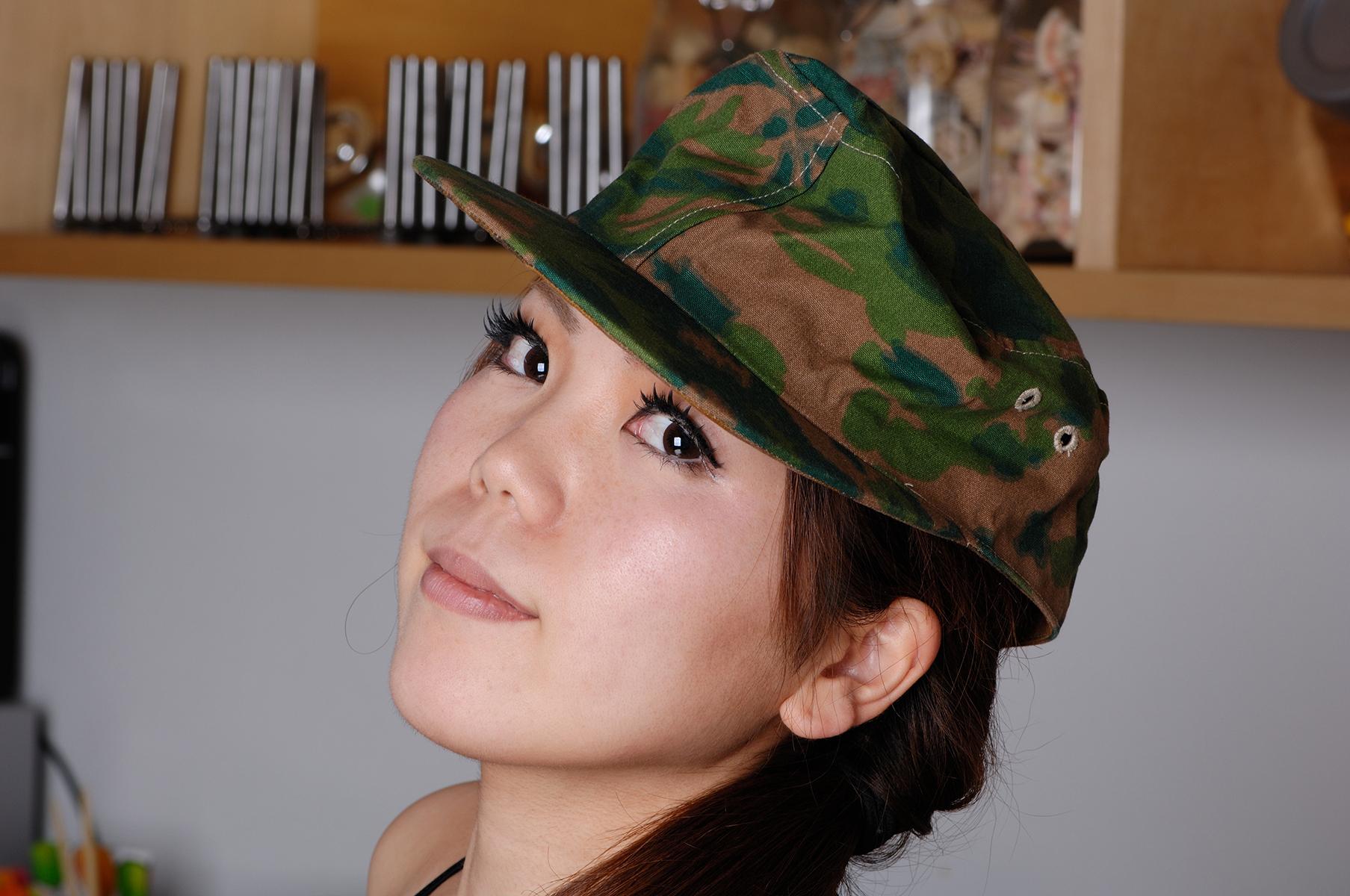 SS 迷彩規格帽/米国SMW社製