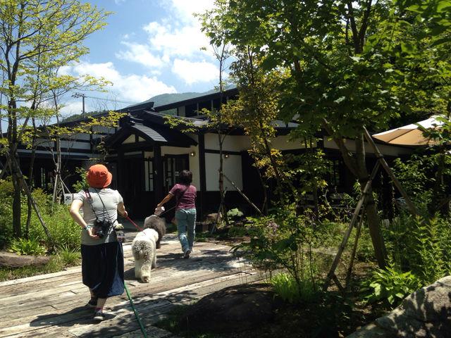 奈良井宿カフェ