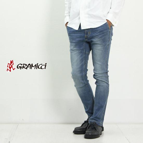 GRAMICCI(グラミチ) DENIM SKINNY PANTS