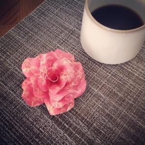 Paper flower * rose