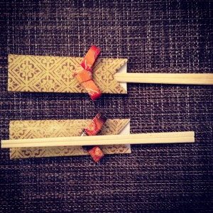 Crafty Cherry * Chopsticks