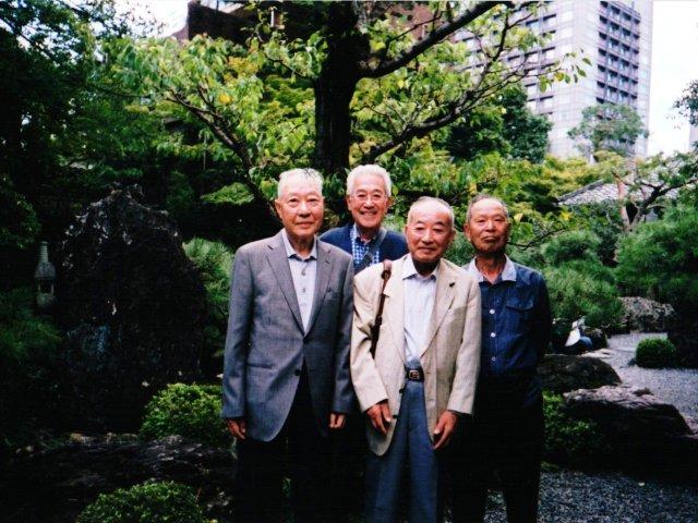 がんこ寿司京都二条店にて