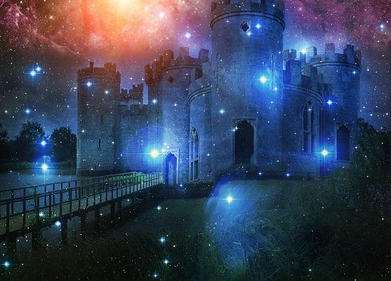 castle-834369_夢の世界