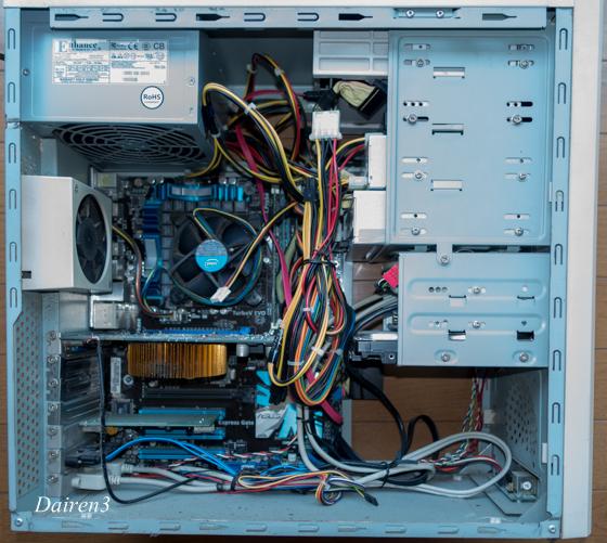 PCの内部