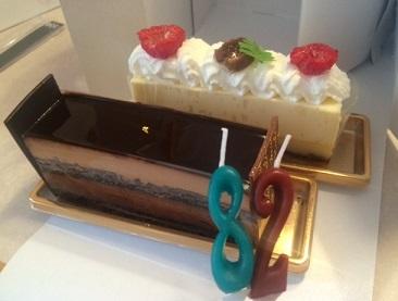 にーさんバースデーケーキ