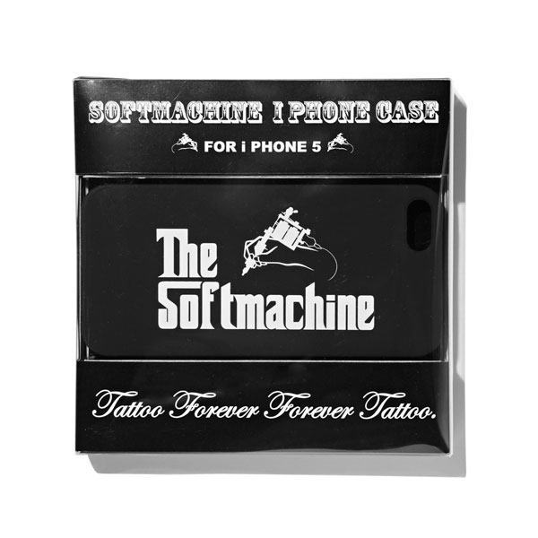 SOFTMACHINE GOD i Phone CASE 5