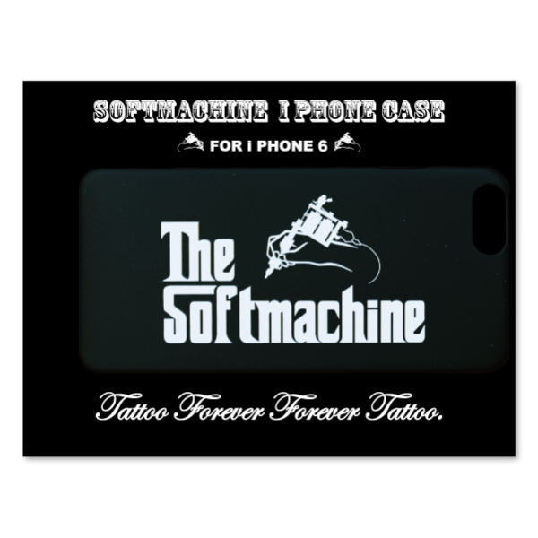 SOFTMACHINE GOD i Phone CASE 6